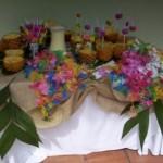 decoração de festa havaiana, fotos 8