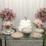 decoração romantica para casamento 6