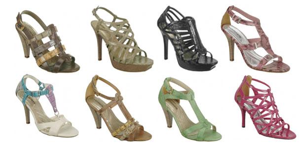 Sapatos Femininos Tamanho Especial