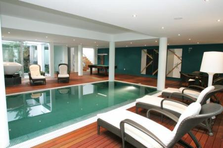 Fotos de casas de luxo por dentro for Casas modernas por dentro