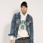 Jaquetas Masculinas Jeans, Modelos