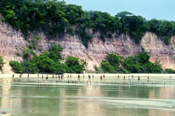 reduto do Parque Estadual de Ilhabela