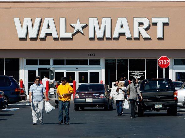 Walmart Lojas Físicas SP
