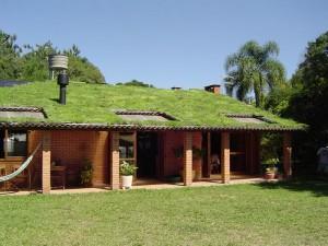 Telhados Verdes para Residencias