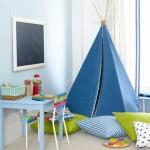 O quarto infantil também pode ser um ambiente lúdico. (Foto: Divulgação)