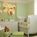 A cor verde é uma ótima opção para uma decoração básica. (Foto: Divulgação)