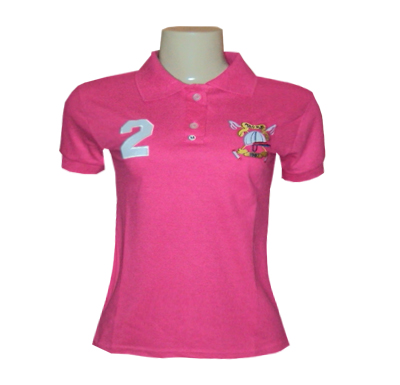 Camisas Polo Play Feminina Preços