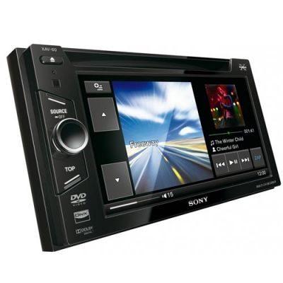 Som automotivo Sony 2011