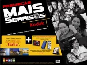 Promoção Mais Sorrisos Kodak