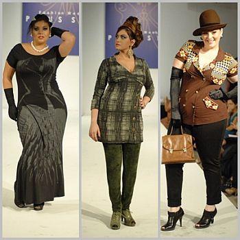 Moda Plus Size – Inverno 2011