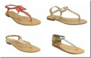 Modelos de Sandálias Rasteirinhas
