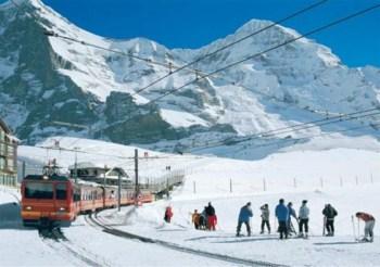 Pacotes de Viagem Para Estações de Esqui