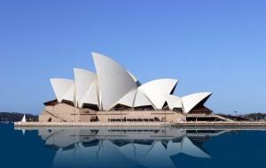 Pontos Turísticos em Sidney, Austrália