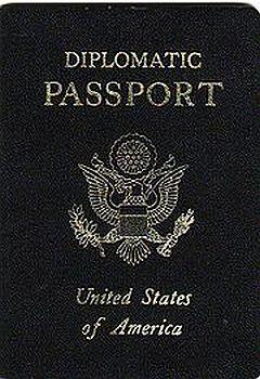 Quem tem Direito a Passaporte Diplomático