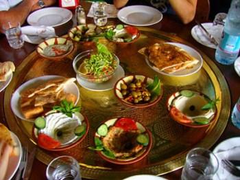 Restaurantes Árabes em SP