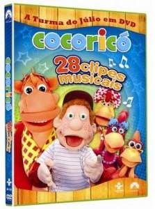 DVDs Infantis Educativos
