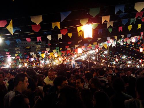 Festa Junina Em Maceió 2015