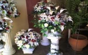 Flores Artificiais para Decoração de Casamento