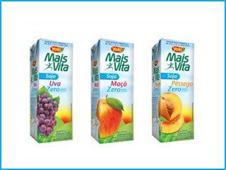 Sucos Da Fruta Mais Vita, Sabores, Preços