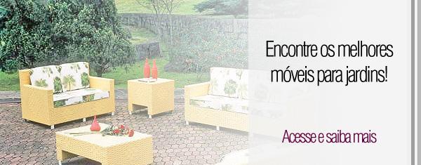Móveis para Jardim Preços, Onde Encontrar