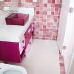 pastilhas coloridas para banheiros 6
