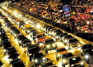 Trânsito ao Vivo em São Paulo