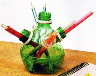 Como Reciclar Garrafa PET