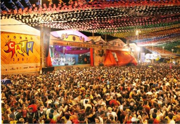 Festa Junina Em Sergipe