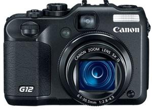 Câmera Digital Canon G12, Preço e Onde Comprar
