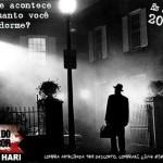 Hopi Hari, noite do horror 2011
