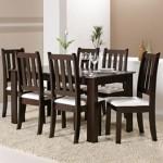 Mesa de Jantar 6 Lugares Retangular (2)