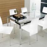 Mesa de Jantar 6 Lugares Retangular (3)