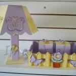 Modelos de abajur para quarto de criança 2