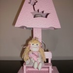 Modelos de abajur para quarto de criança 3