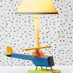 Modelos de abajur para quarto de criança 5