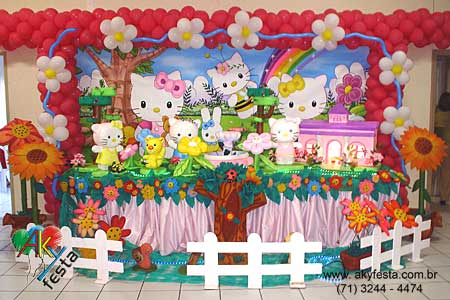 Temas de decoração para festas