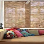 cortinas de bambu, modelos, preços 8