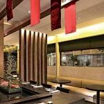 decoração restaurante japonês 10