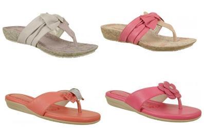 Linha De Sapatos Comfortflex