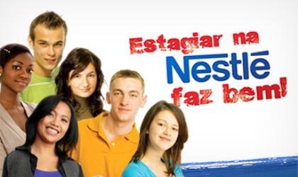 Programa De Estágio Nestlé 2012