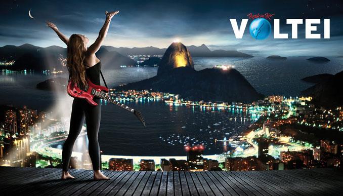 Produtos Oficiais do Rock in Rio