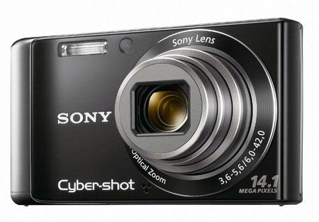 Máquina Fotográfica Digital Sony 14.1MP Preços