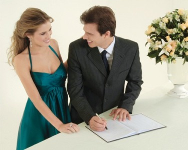 Taxa Para Casamento Civil 2011