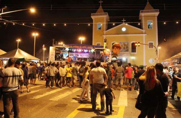 Festa Junina Morro da Nova Cintra 2017