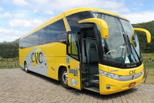 Viagens de Ônibus CVC, Preços