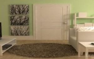 Decoração de Sala de TV Simples