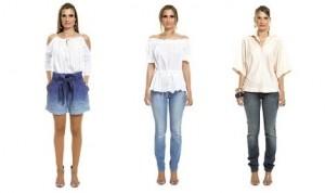 Nova Coleção de Blusas Verão 2012