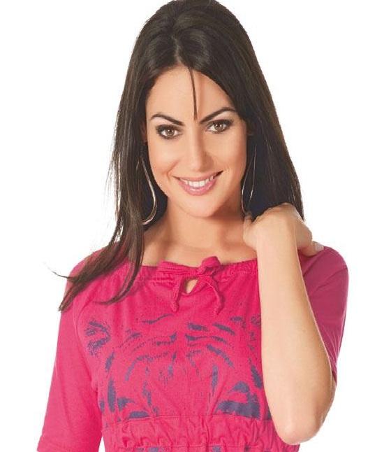 Blusa Rosa Feminina Modelos