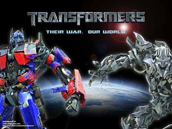 Decoração Transformers Infantil