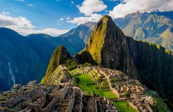 Fotos de Pontos Turísticos no Mundo Machu Picchu